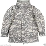 US Army Military GEN 2 II EWCS ACU Goretex Waterproof Parka Jacket Coat