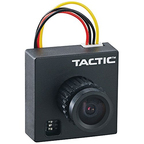 Tactic FPV-C2 30 x 30 Millimeter First Person View Video Camera for Radio Control Models