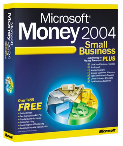 Microsoft Money 2004 Small Business (Microsoft Accounting Payroll)