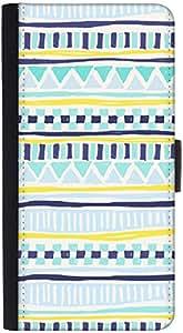 Snoogg funda tipo cartera funda tipo libro con tapa y ranuras de tarjeta de crédito, Efectivo bolsillo, función atril, cierre magnético), color negro para LG G4