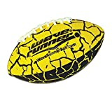 Wave Runner Grip It Waterproof Football- Size 9.25 Inches with Sure-Grip Technology | Let's Play Football in The Water! (Random Color) (Random Color)