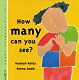 img - for How Many Can You See? (In Between Books) by Reidy, Hannah (1999) Hardcover book / textbook / text book