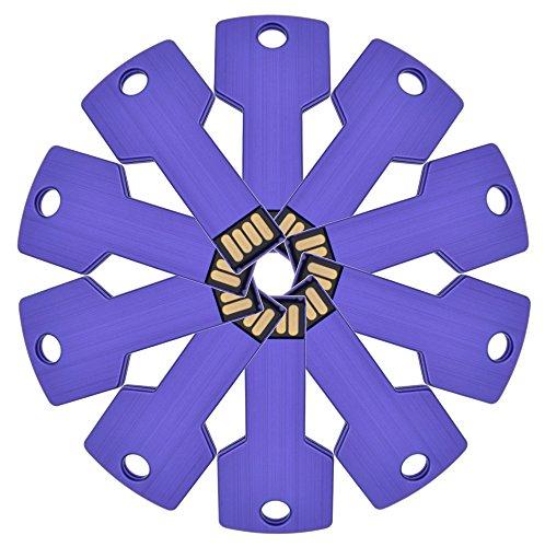 FEBNISCTE 4GB Metal Key USB 2.0 Flash Drive Purple Memory Drive Bulk Pack - 10 pieces - 20 Dollar Graphics Card