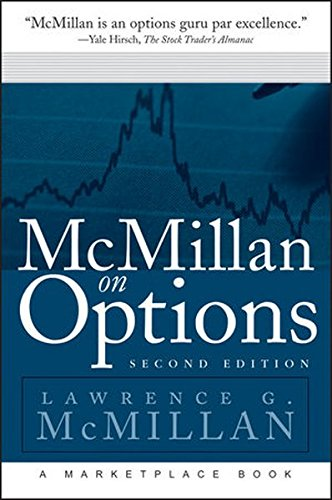 McMillan on Options by Lawrence G McMillan