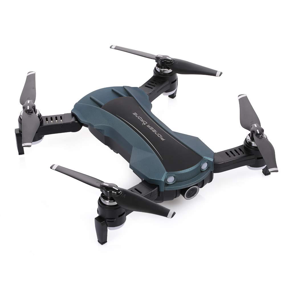 Leslaur 69-65G RC Drone con cámara 1080P WiFi FPV Control de Voz ...
