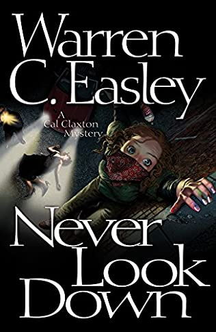 book cover of Never Look Down
