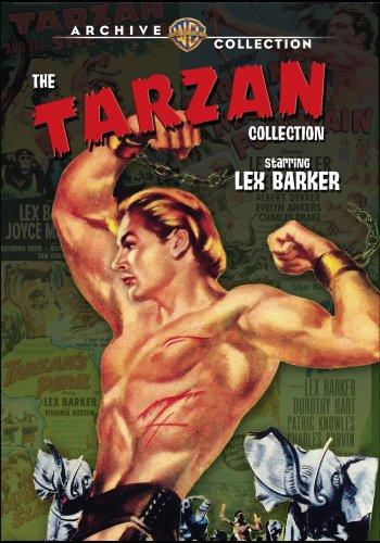 The Tarzan Collection Starring Lex Barker (5 Disc) (Jane Wicker)