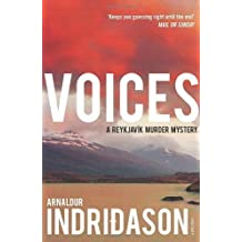 Voices by Arnaldur Indridason (Jan 11 2010)