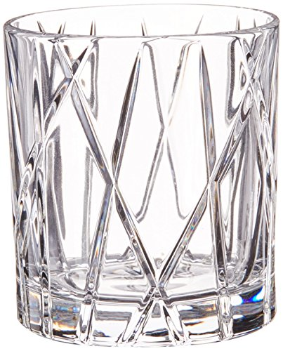 (Orrefors City 8 Ounce Old Fashioned Glass, Set of)