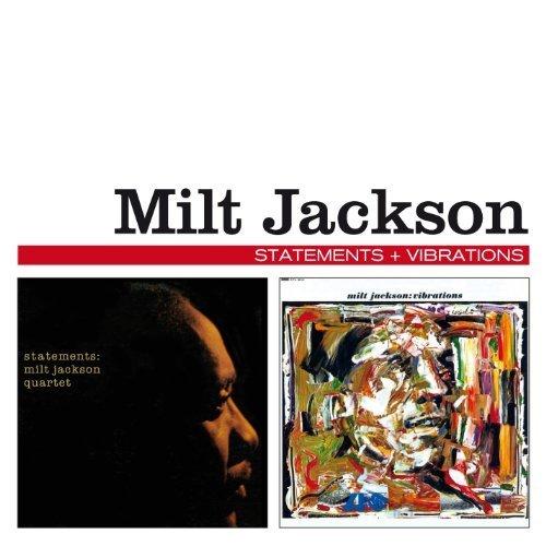 Statements + Vibrations + 2 Bonus Tracks by Jackson, Milt (2014-06-03)