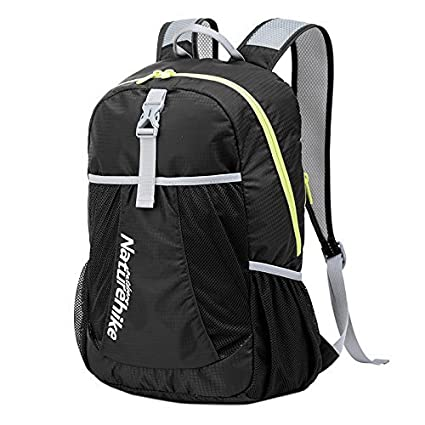 Image Unavailable. Image not available for. Color  Naturehike Foldable  Daypack Ultraligh Portable Super Light Outdoor Backpack Folding Bag ... a6720c9588020