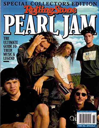 Rolling Stone Pearl Jam Issue - Jam Rolling Pearl Stone