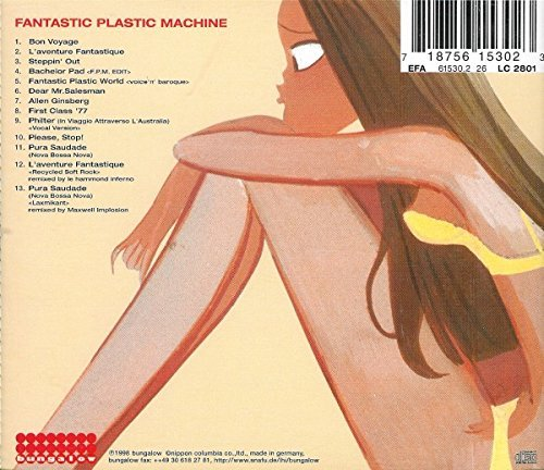 The Fantastic Plastic Machine By Fantastic Plastic Machine,The Stone Roses (1999-11-01)