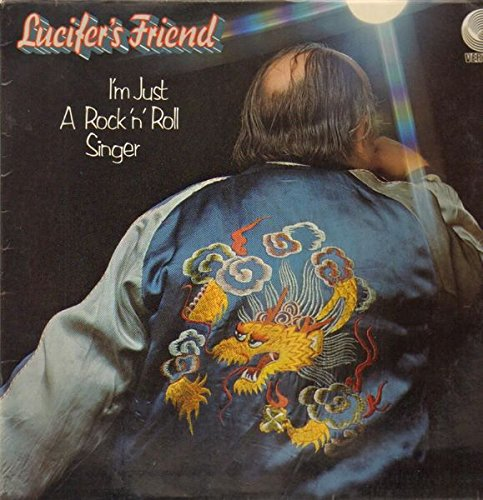 I'm Just a Max 48% OFF Rock 'N' LP Roll Vinyl 1974 Baltimore Mall Singer
