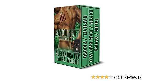 Bayou Heat Collection One Bayou Heat Boxed Set Book 1 Kindle