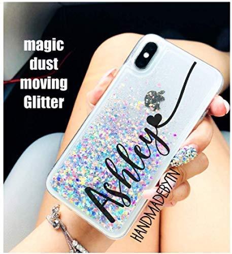 B07H93G99P Name Diamond glitter Phone case S20+ Plus, S20, S20 ultra, iPhone 11 pro case iPhone 11 iPhone Xs iPhone Xs Max case iPhone XR iPhone X iPhone xs iPhone Xr iPhone 8 iPhone 8 plus iPhone 11 pro max 5115dVcKCWL