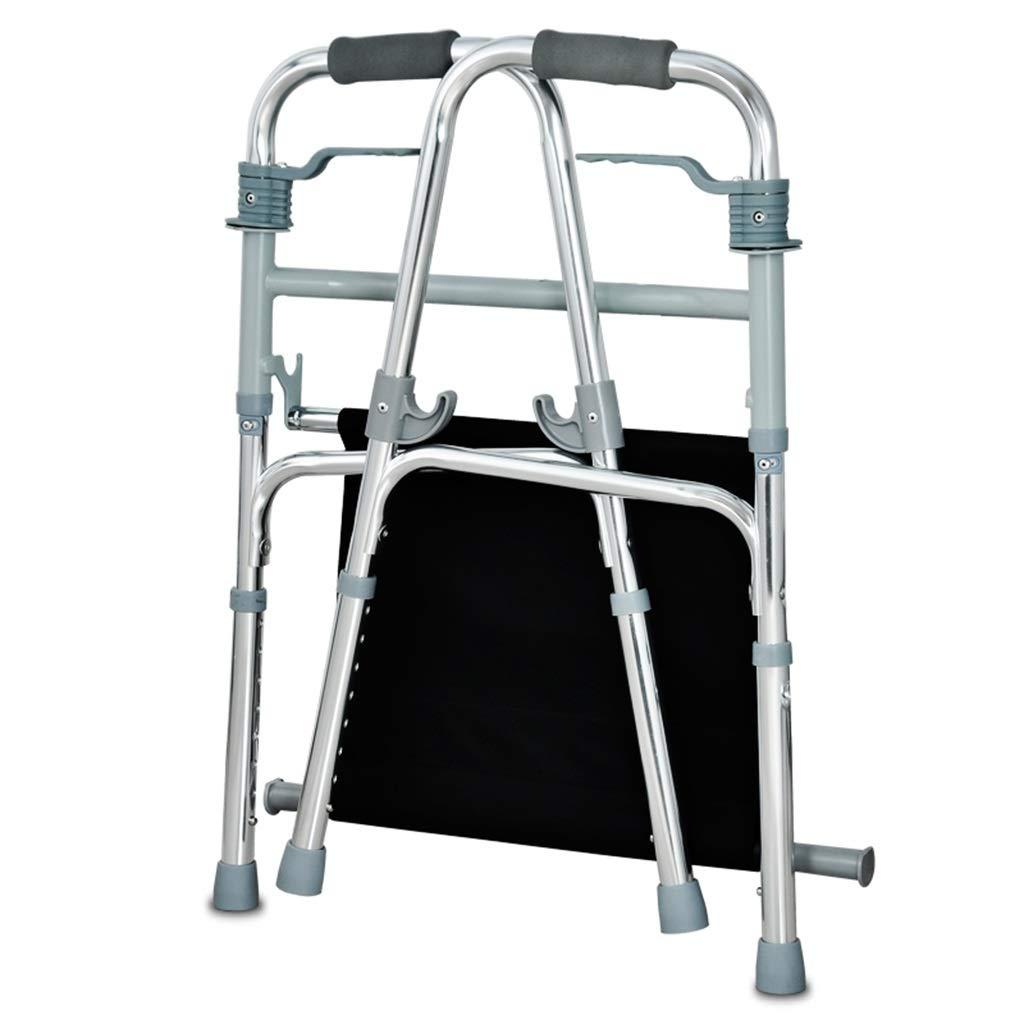 Caminante de Aluminio del Andador del Andador de Altura ...