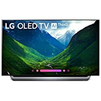 Deals on LG OLED55C8P 55-inch 4K HDR Smart AI OLED TV w/ThinQ