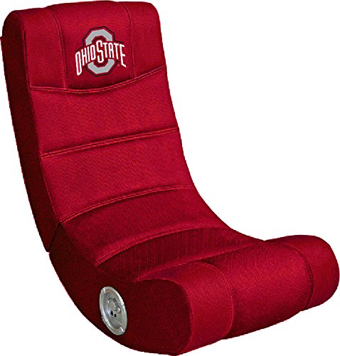 5115eOB08PL - Imperial-Officially-Licensed-NCAA-Merchandise-Ergonomic-Video-Rocker-Gaming-Chair-Ohio-State-Buckeyes