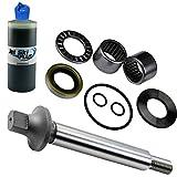 #3: SeaDoo Jet Pump Rebuild Kit w Shaft Fits MANY RFI GS GSI GSX GTI GTX HX SP SPI SPX XP