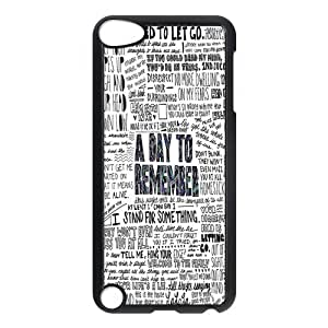 A Day To Remember Hardshell Cover Case for iPod Touch 5, 5G (5th Generation)