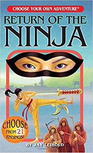 Return of the Ninja (Choose Your Own Adventure): Amazon.es ...