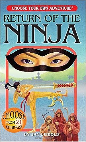 Return of the Ninja (Choose Your Own Adventure): Amazon.es ...