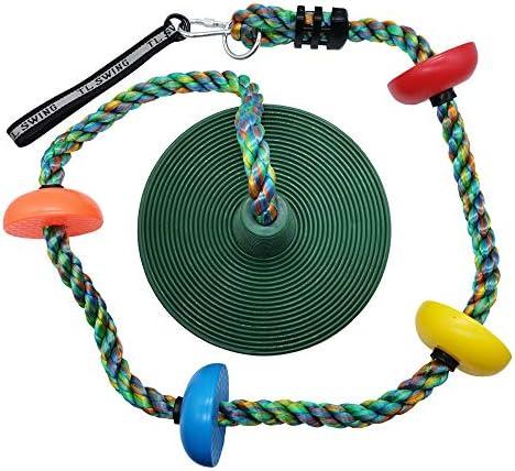 Xinlinke Tree Swing Multicolor Climbing Rope