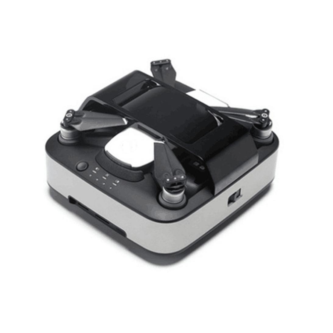 [DJI Spark Accessories] 5000mAh Safe Intelligence Efficient Portable Charging Station (Black)