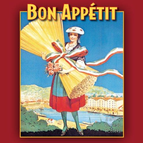 Bon Appetit 2009 Mini Wall Calendar (Calendar) (Wall Mini Calendar 2009)