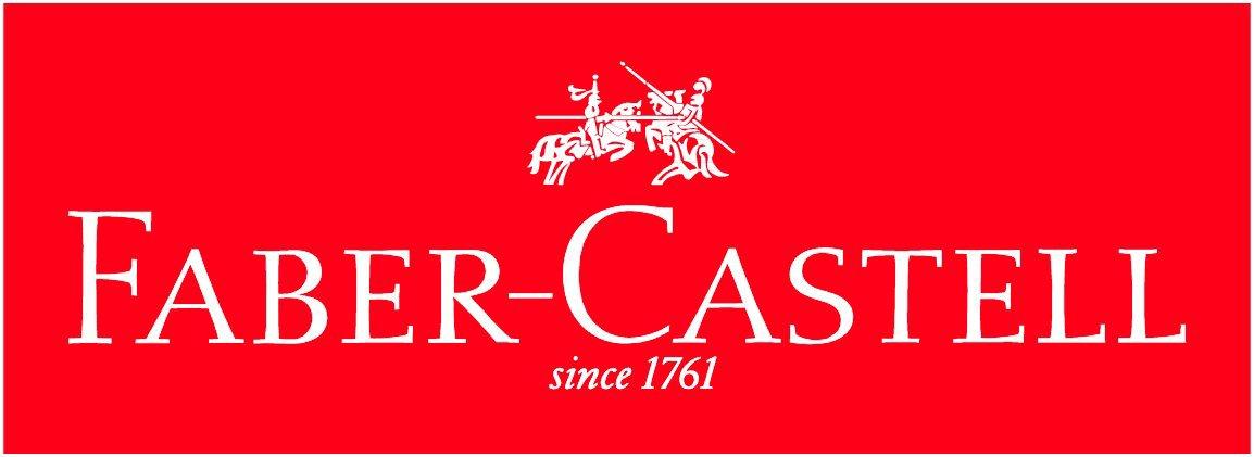 Set 3 matite Grip 2001 Exam Faber-Castell 217079 colore: Argento//Nero 1 gomma per cancellare e 1 temperino