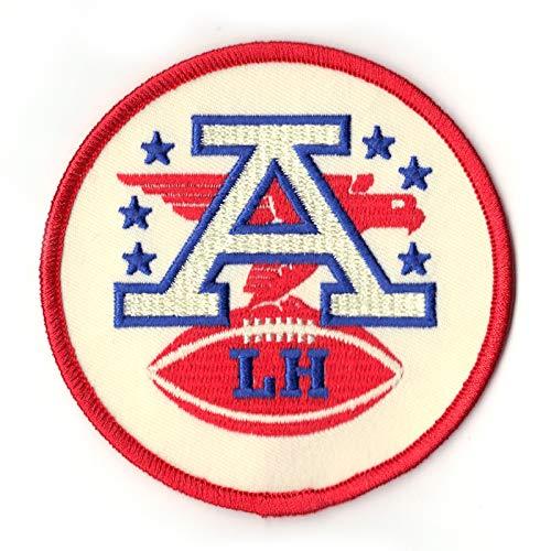 - Lamar Hunt Kansas City Chiefs AFC 'LH' Logo Memorial Jersey Patch