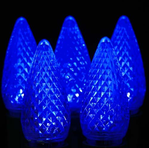 Novelty Lights C9 LED BL Christmas Replacement