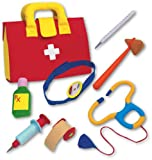 Play Doctor Kit - Fabric Role Play Set