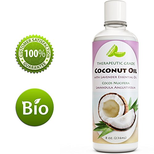 Fractionated Coconut Relaxing Lavender Essential