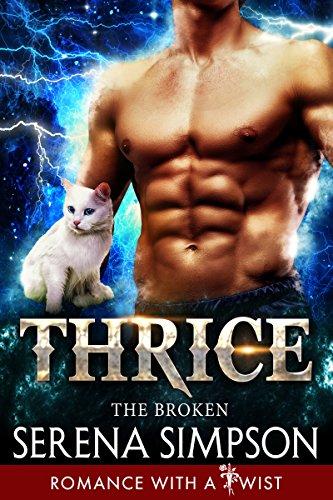 Thrice (The Broken Book 3)