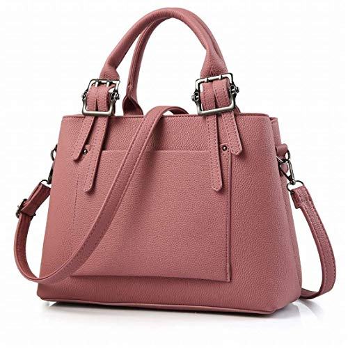 Donna Nero Tracolla A Lady colore Moontang Bag Rubber Fashion Borsa Dimensione Powder Messenger Sweet qwCtxcFBxU
