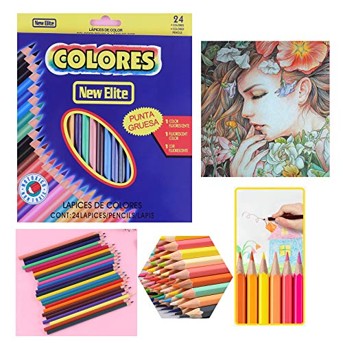 Very nice colored pencils!