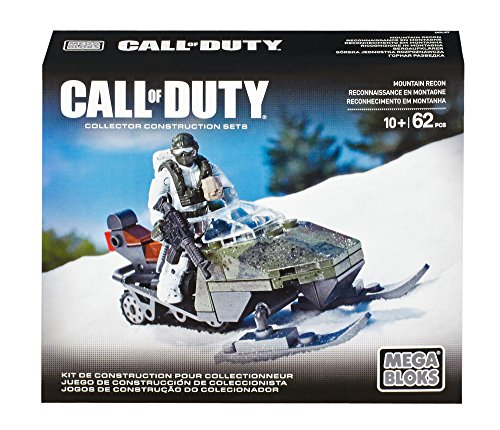 Mega Bloks Call of Duty Mountain Recon LEGO Star Wars Figure Packs For Sale
