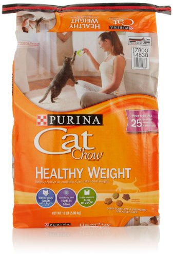 Cat Supplies Cat Chow Healthy Wght 13Lb