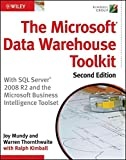img - for The Microsoft Data Warehouse Toolkit: With SQL Server 2008 R2 and the Microsoft Business Intelligence Toolset book / textbook / text book