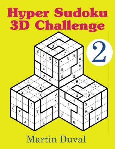 Hyper Sudoku 3d Challenge v.2 - 3d Sudoku