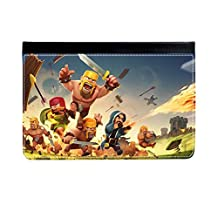 Generic For Ipad Mini/Mini2 Apple Custom Design With Clash Of Clans Screen Protector Covers Kawaii Back Phone Covers For Man Choose Design 1