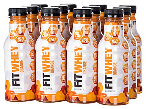 FitWhey Sports Nutrition Protein Caffeine product image