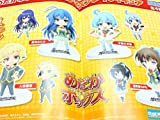 Medaka Box mini display Anime prize Sega (with all four Furukonpu set + Poster bonus)