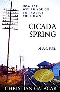 Cicada Spring by Christian Galacar ebook deal