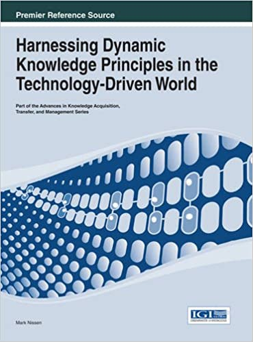 Harnessing Dynamic Knowledge Principles in the Technology-Driven World (Advances in Knowledge Acquisition, Transfer, and Management)