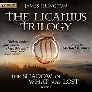 The Shadow of What Was Lost | Livre audio