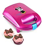 Disney DMG-7 Minnie Mouse Cupcake Maker, Mini, Pink (Renewed)