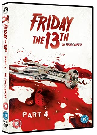 Friday The 13th Part 4 Dvd By Kimberley Beck Amazonde Joseph